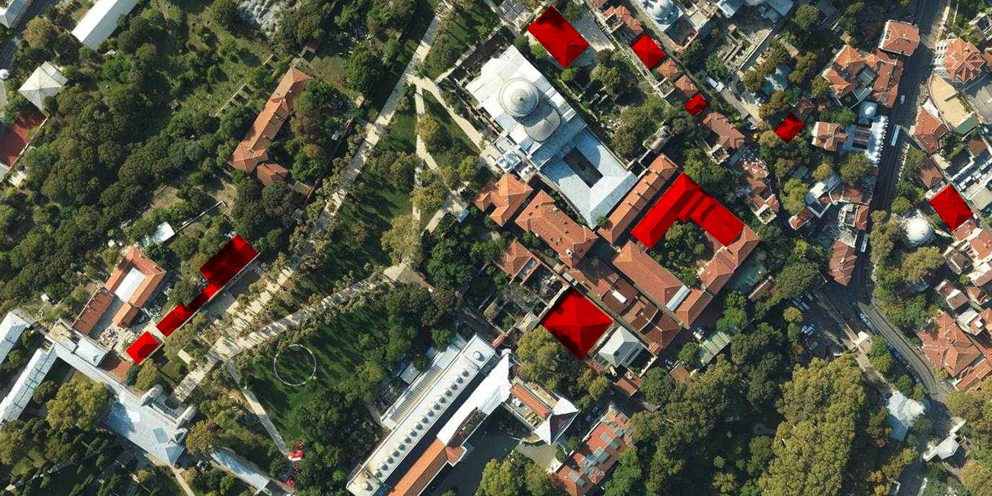 Advanced aerial imagery analysis with deep neural networks explained in 5 minutes