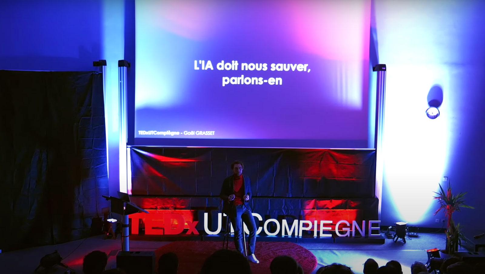 Vision for the future – TEDxUTCompiègne