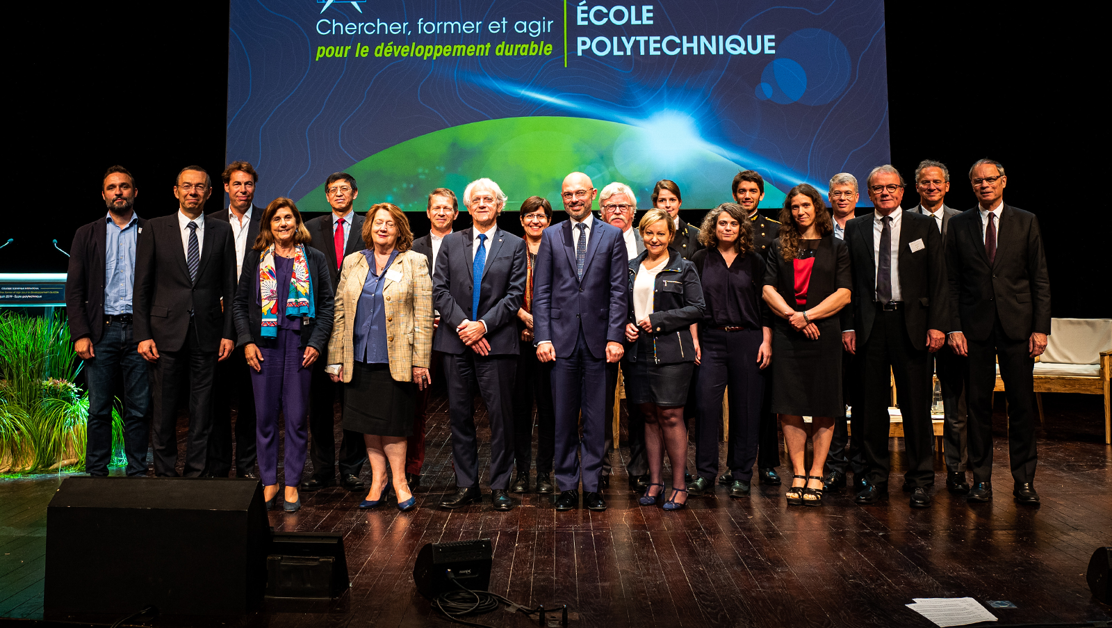 Ecological transition: the central theme of the 225th anniversary of the Ecole polytechnique