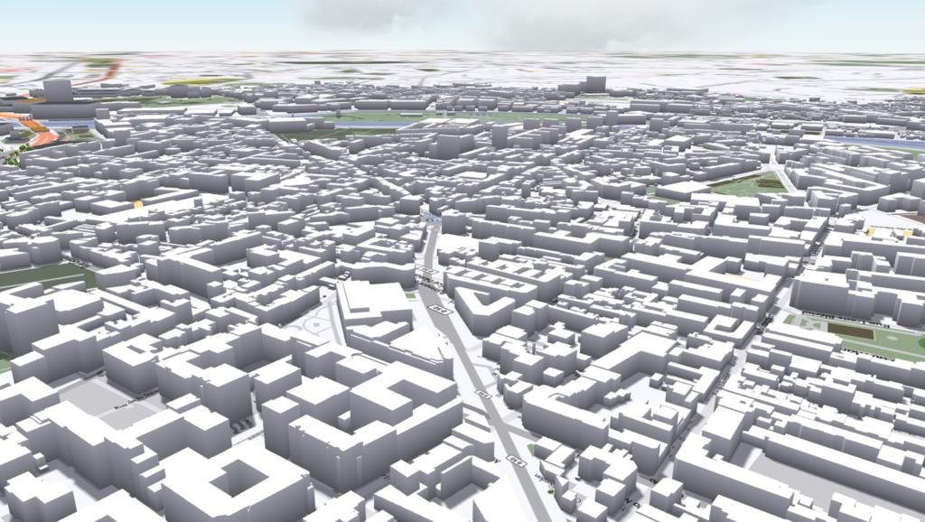 Apprendre des modèles urbains pour prédire la hauteur des bâtiments