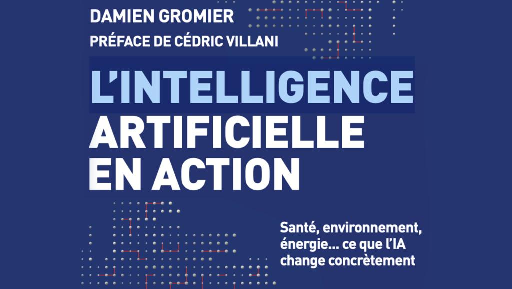 """L'ouvrage """"L'intelligence artificielle en action"""" met à l'honneur tRees et son porteur, namR"""